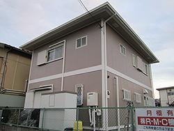戸建て住宅塗り替え事例