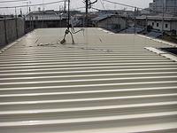 屋根塗装/ガルバリューム鋼板